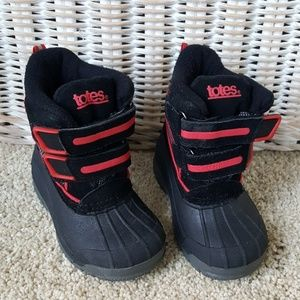 Totes Winter Snow Boots Size 6